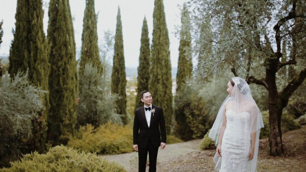 wedding video florence