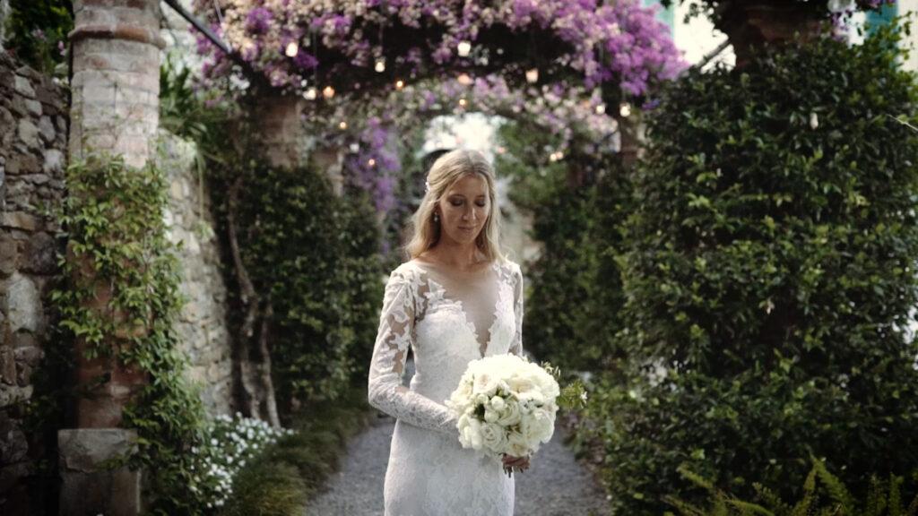 wedding video portofino